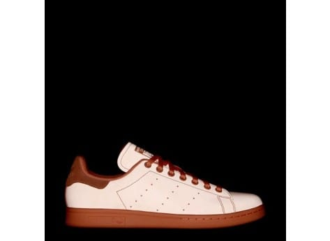 Chaussures adidas Stan Smith Adicolor W Sun Glow vue dessus