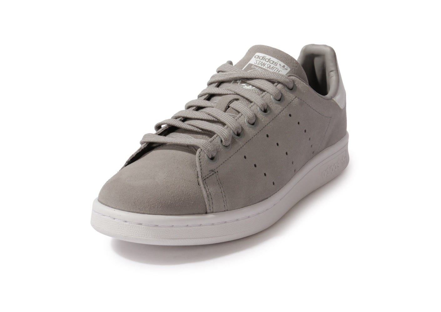 adidas stan smith grise chaussures homme chausport. Black Bedroom Furniture Sets. Home Design Ideas