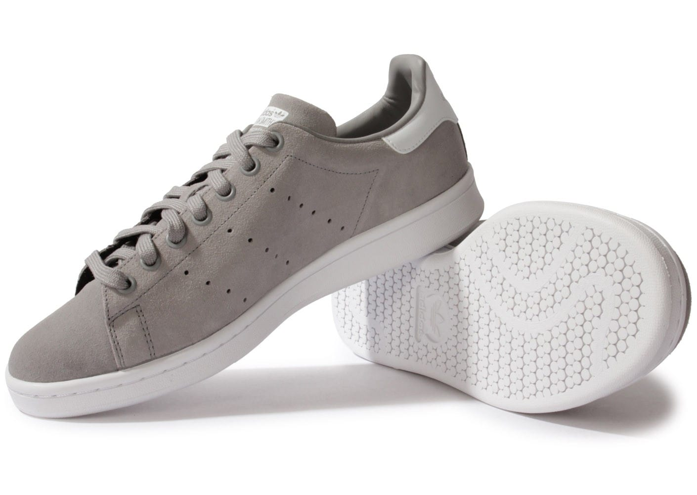 Adidas Stan Smith Homme Grise