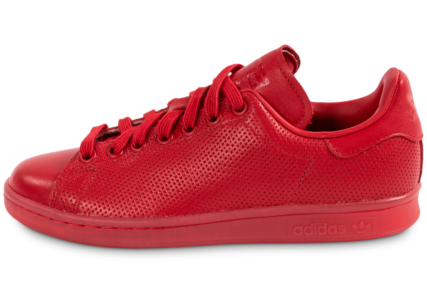 adidas stan smith adicolor w rouge chaussures adidas. Black Bedroom Furniture Sets. Home Design Ideas
