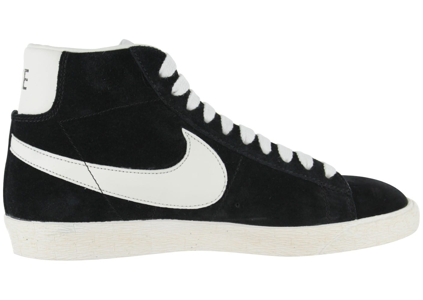 nike blazer mid noire chaussures homme chausport. Black Bedroom Furniture Sets. Home Design Ideas