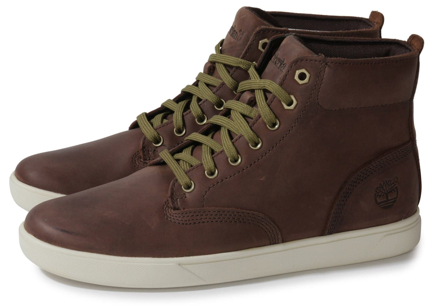 Cliquez pour zoomer Chaussures Timberland EARTHKEEPERS 3.0 CUPSOLE BOOT MARRON vue extérieure