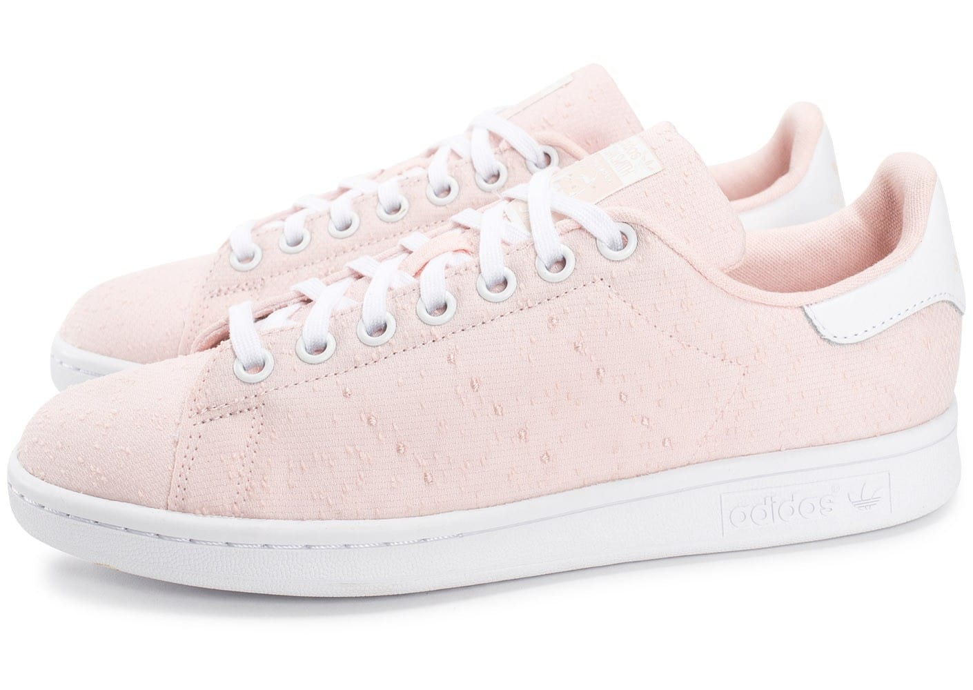 stan smith rose soldes