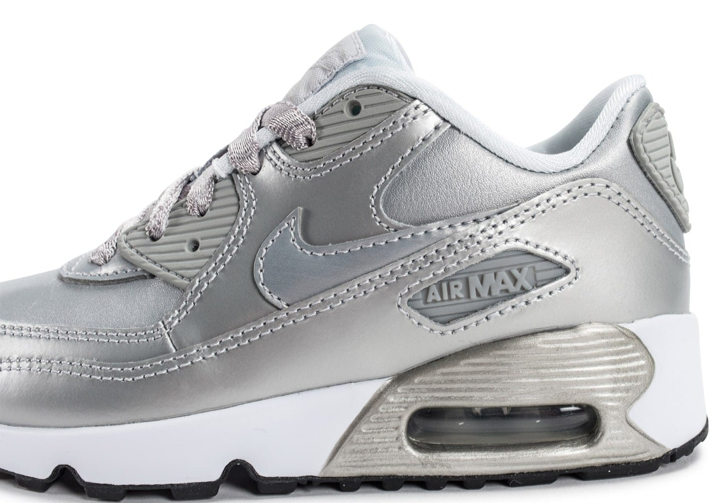 nike air max 90 argent