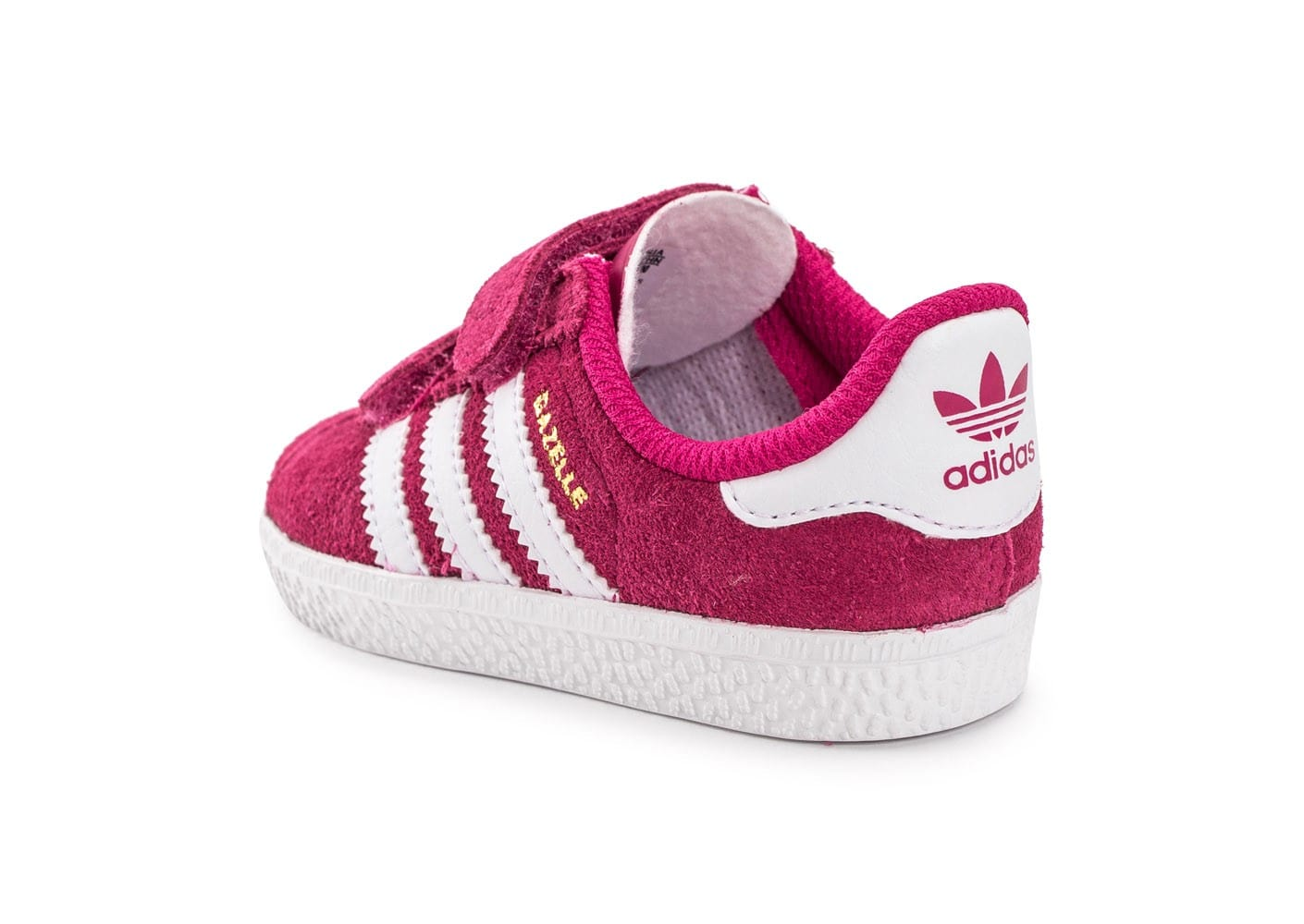 adidas gazelle 2 cf b b rose chaussures adidas chausport. Black Bedroom Furniture Sets. Home Design Ideas