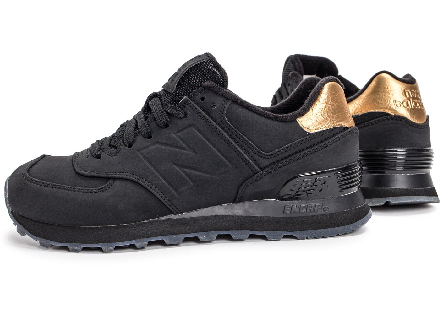 new balance noir rouge 574
