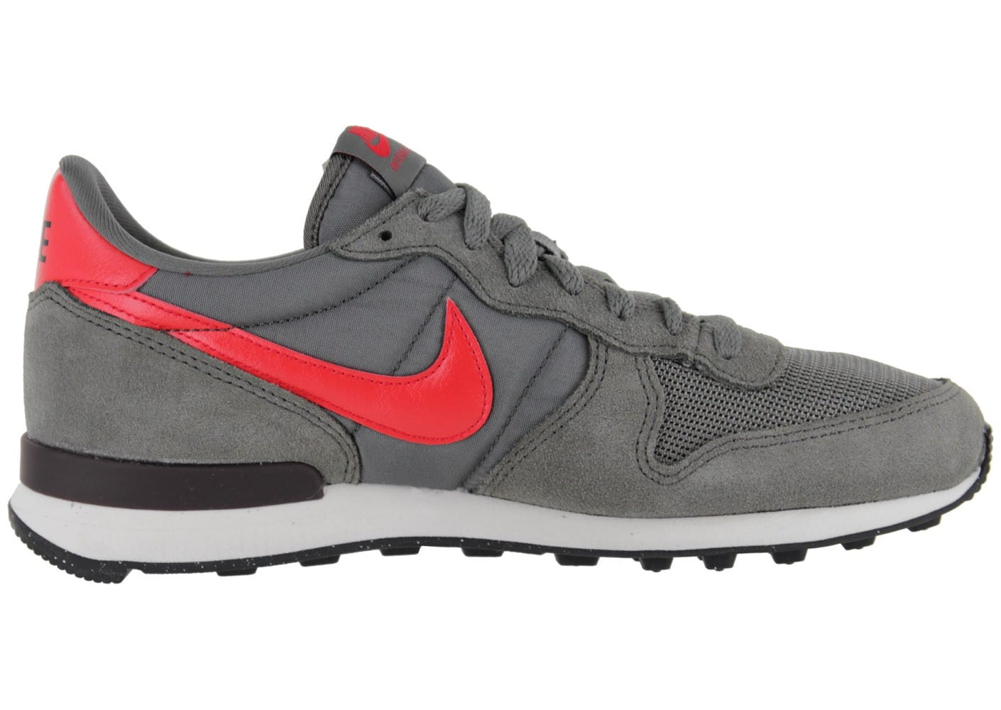 nike internationalist grise chaussures homme chausport. Black Bedroom Furniture Sets. Home Design Ideas