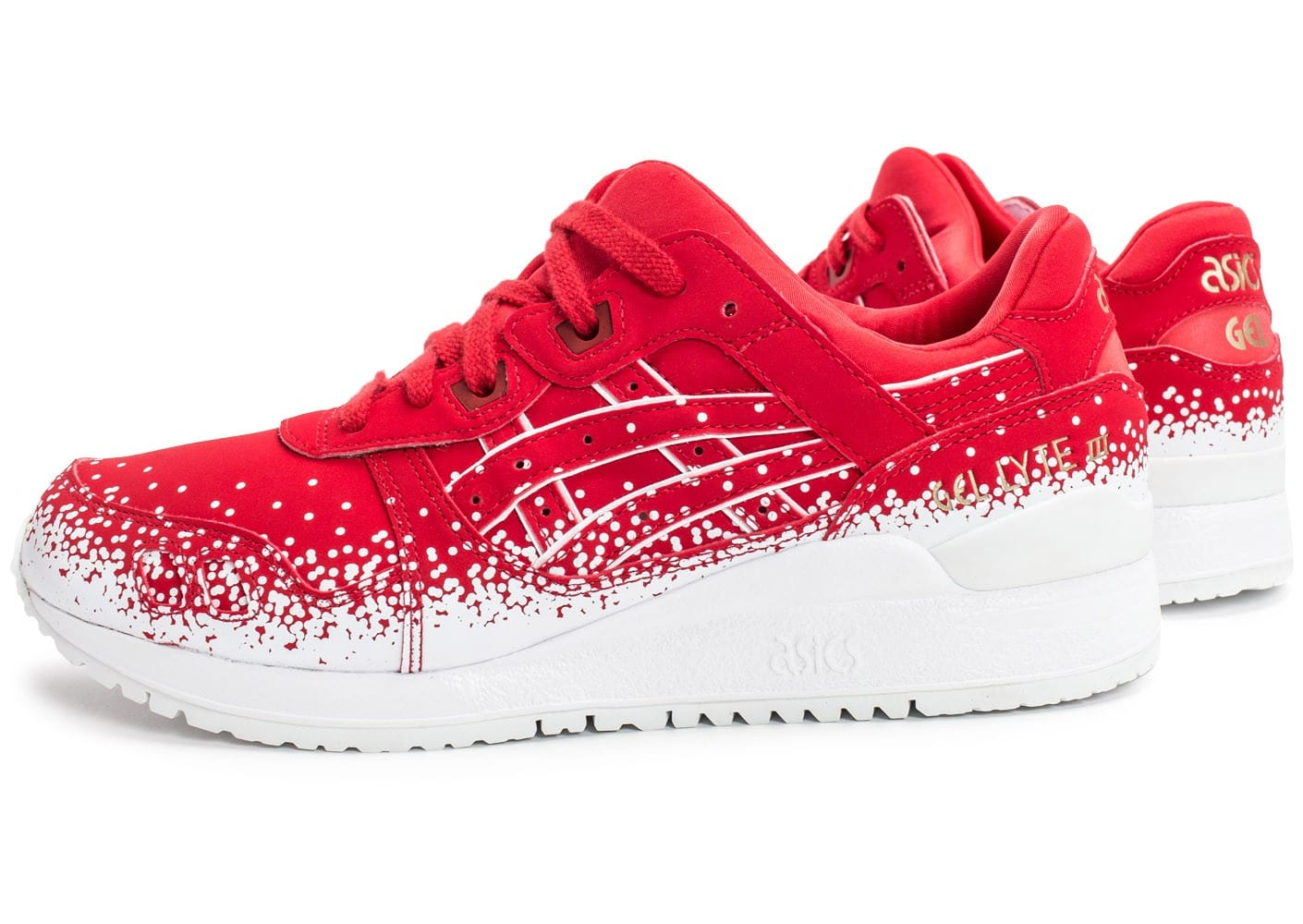 asics gel lyte femme rouge. Black Bedroom Furniture Sets. Home Design Ideas