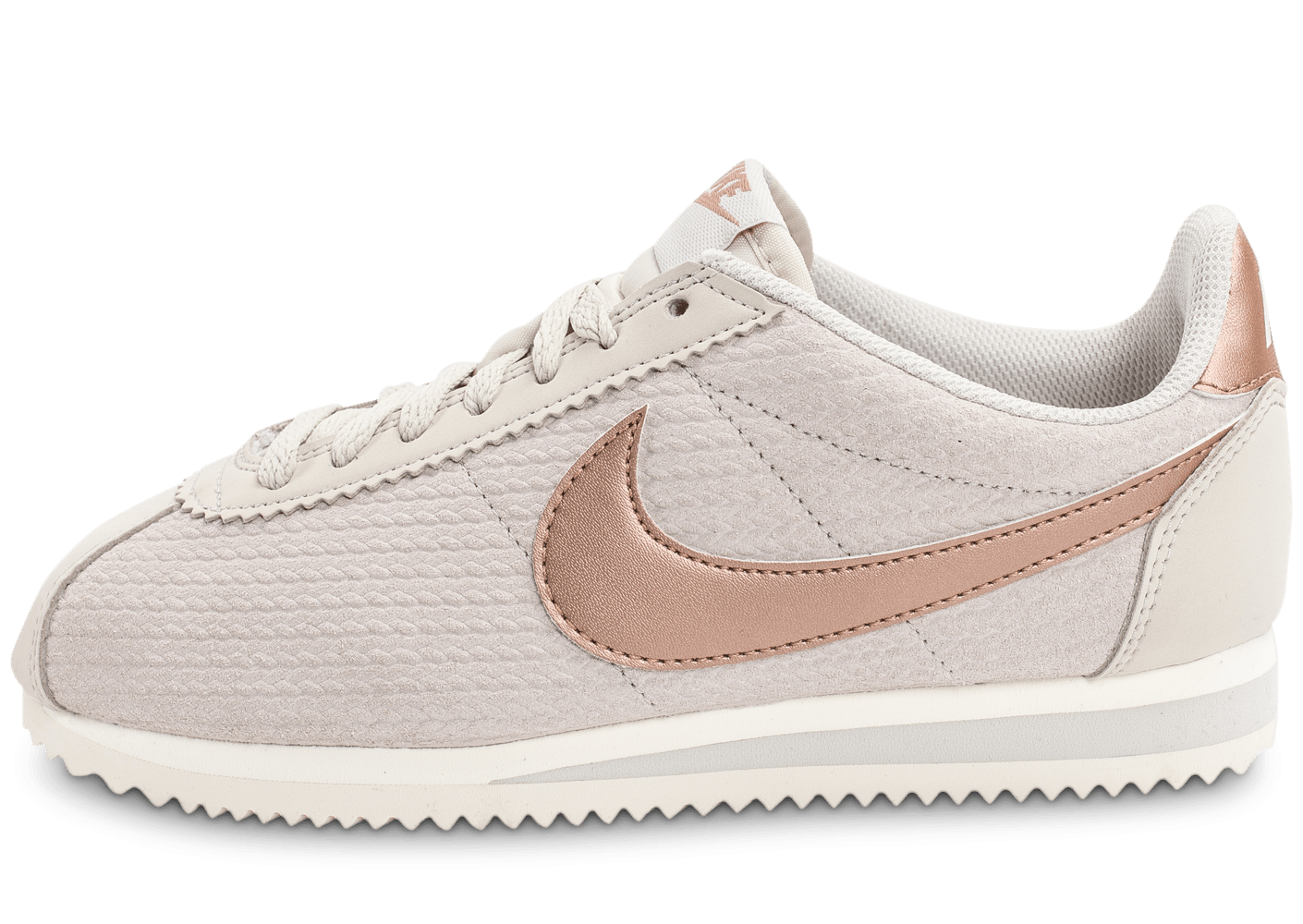 nike cortez leather lux beige chaussures toutes les. Black Bedroom Furniture Sets. Home Design Ideas