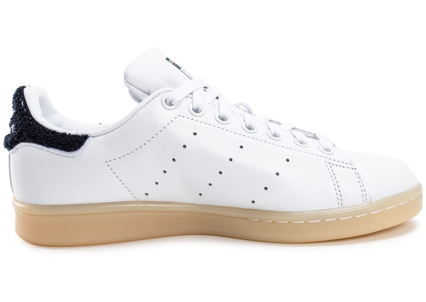 adidas stan smith wool blanche et noire chaussures. Black Bedroom Furniture Sets. Home Design Ideas