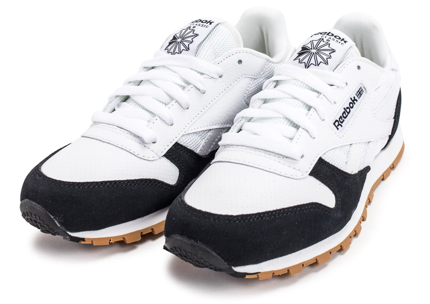 9d51f1942db73 ... femme blanche store 21a01 82803 ... Chaussures Reebok Classic Leather  Perfect ...