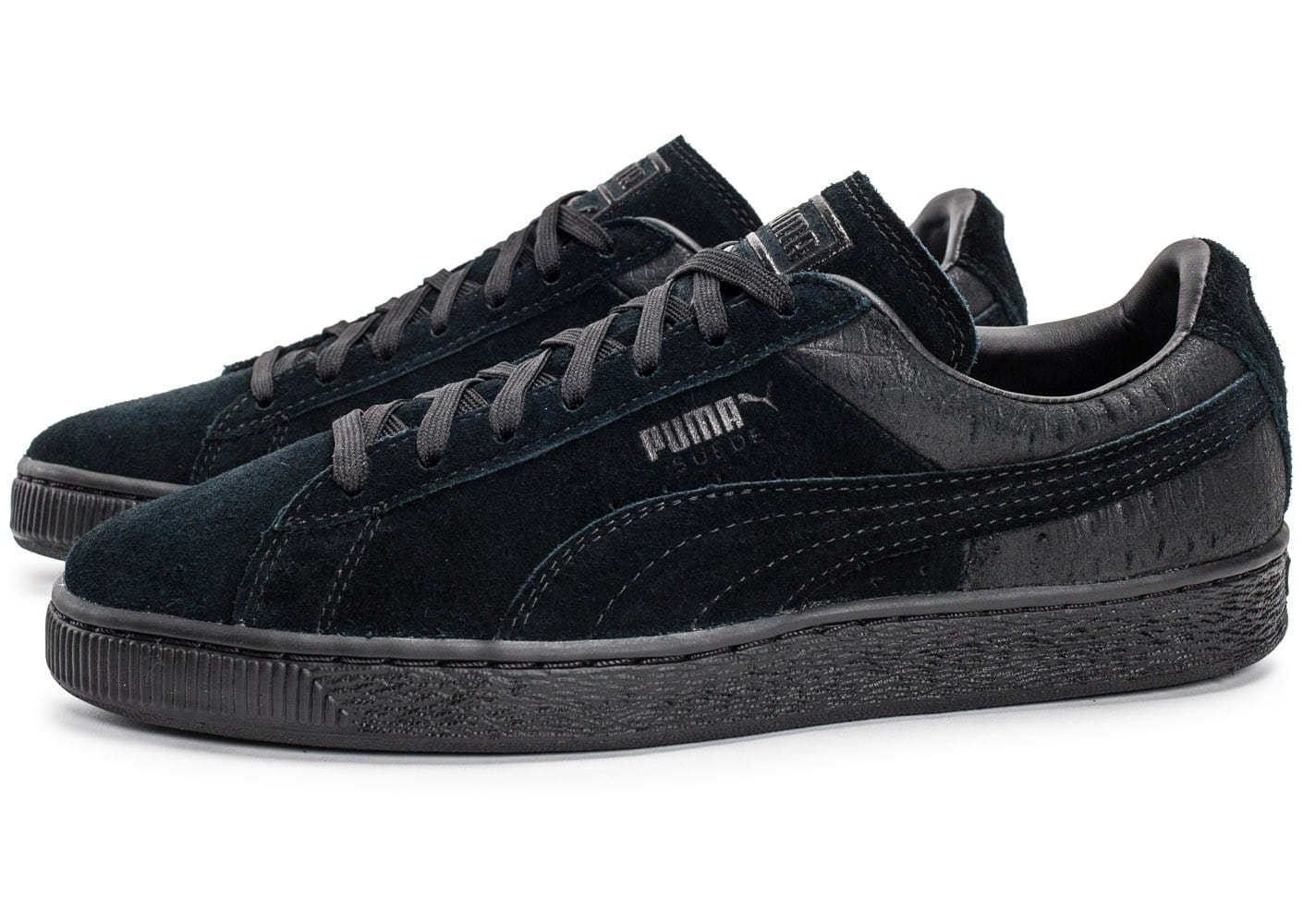 Puma Chaussures O6dq46w Gratifying Suede Casual Argentées Unisexe gtqxTPwrg