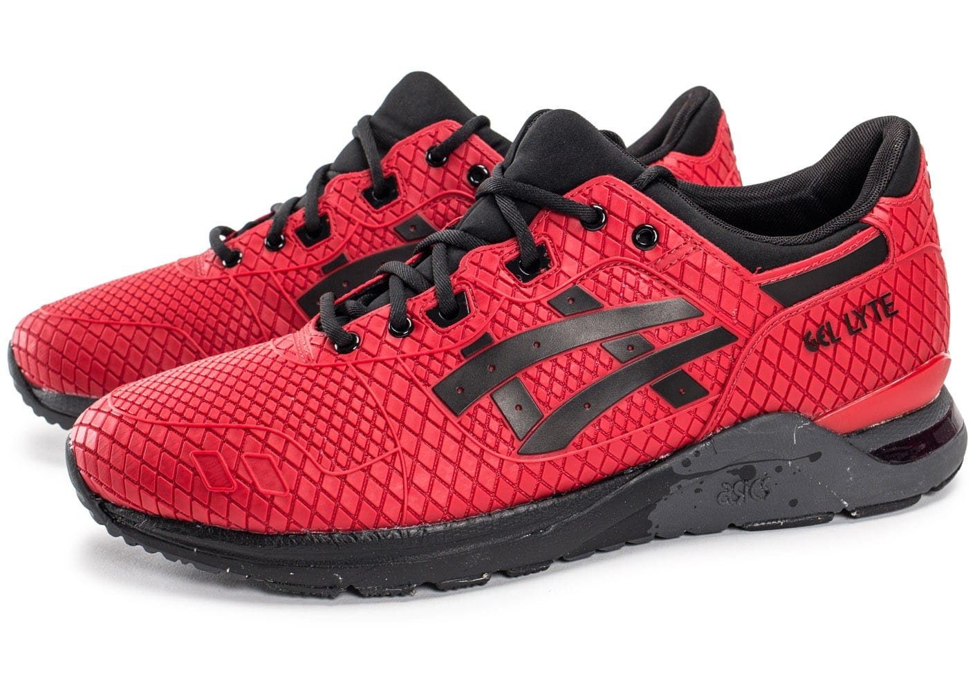 asics gel lyte rouge. Black Bedroom Furniture Sets. Home Design Ideas