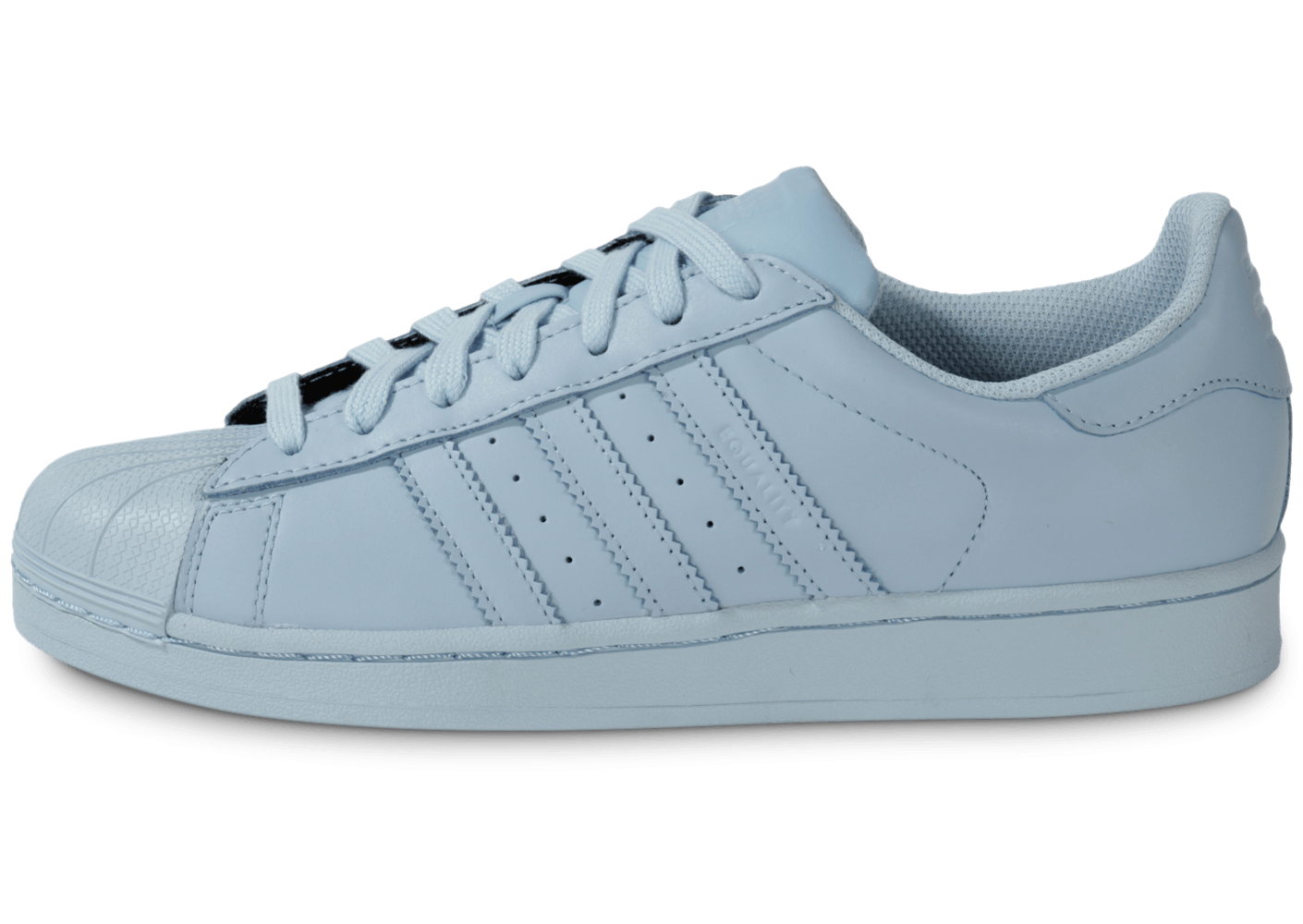 adidas superstar supercolor bleu ciel chaussures homme chausport. Black Bedroom Furniture Sets. Home Design Ideas
