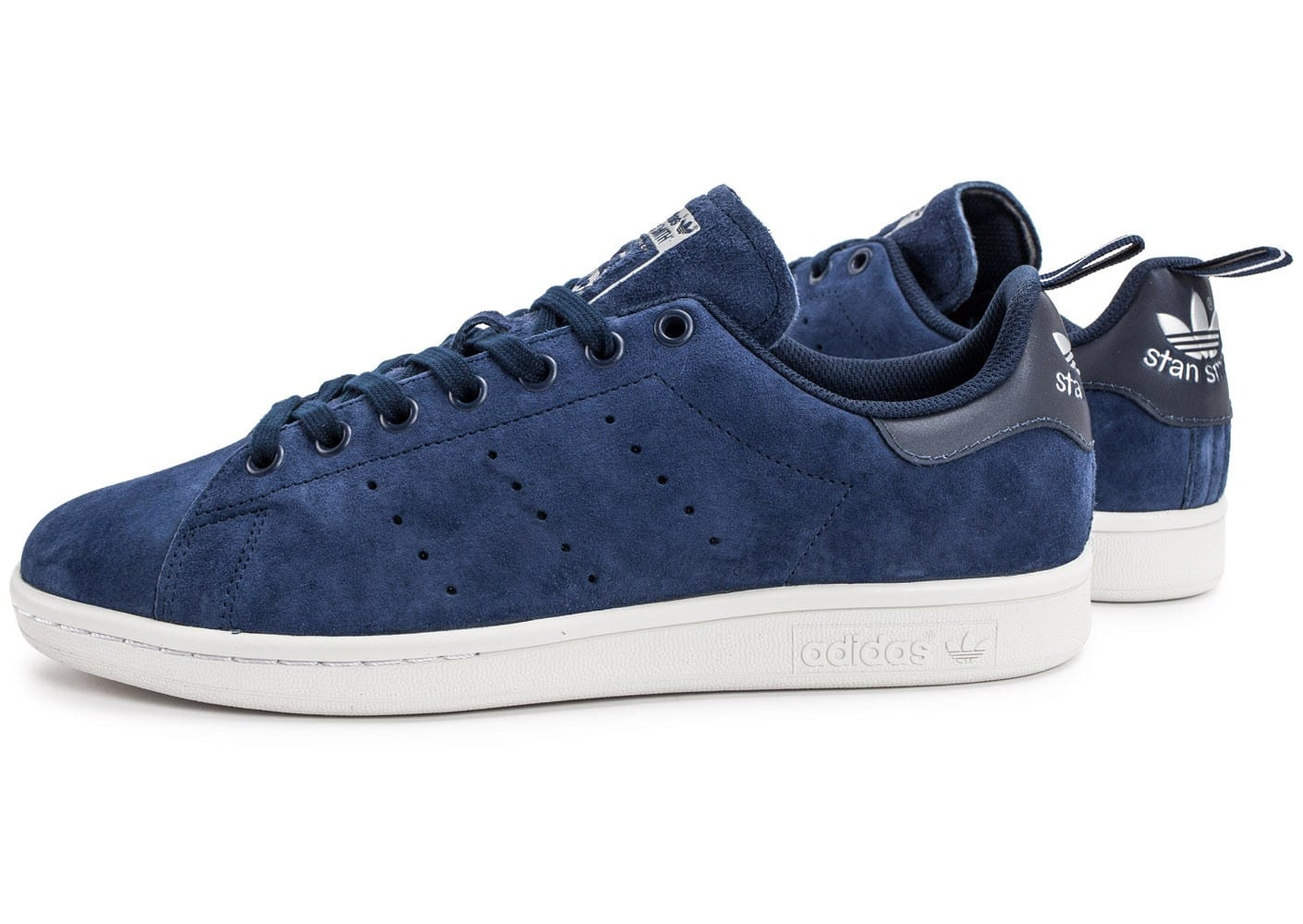 Adidas Stan Smith Bleu Marine Homme
