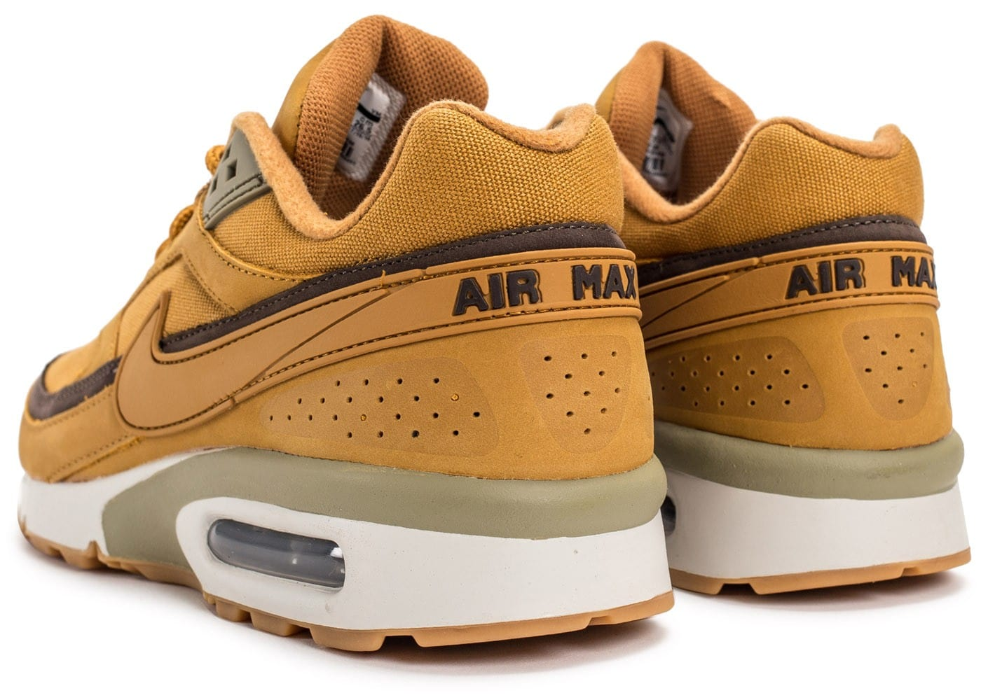 soldes nike air max bw wheat chaussures homme chausport. Black Bedroom Furniture Sets. Home Design Ideas
