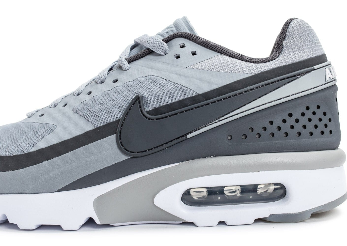 check out 3675c 19bcf chaussures nike air max bw ultra grise vue details