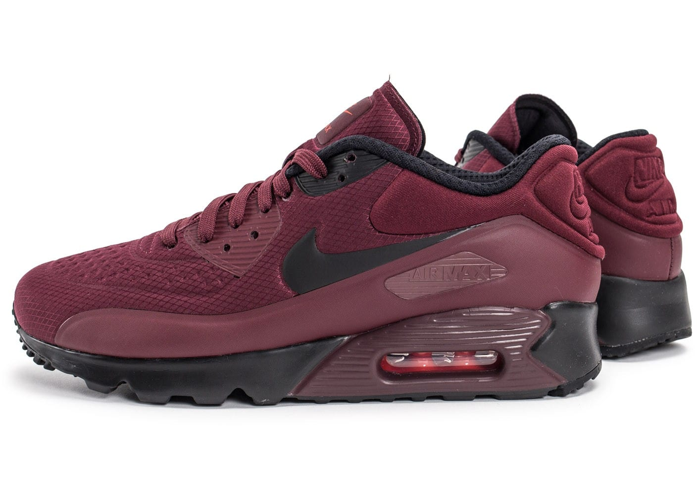 nike air max 90 bordeaux homme