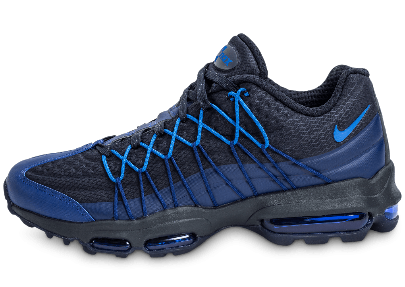 nike air max 95 ultra se bleu marine chaussures homme chausport. Black Bedroom Furniture Sets. Home Design Ideas