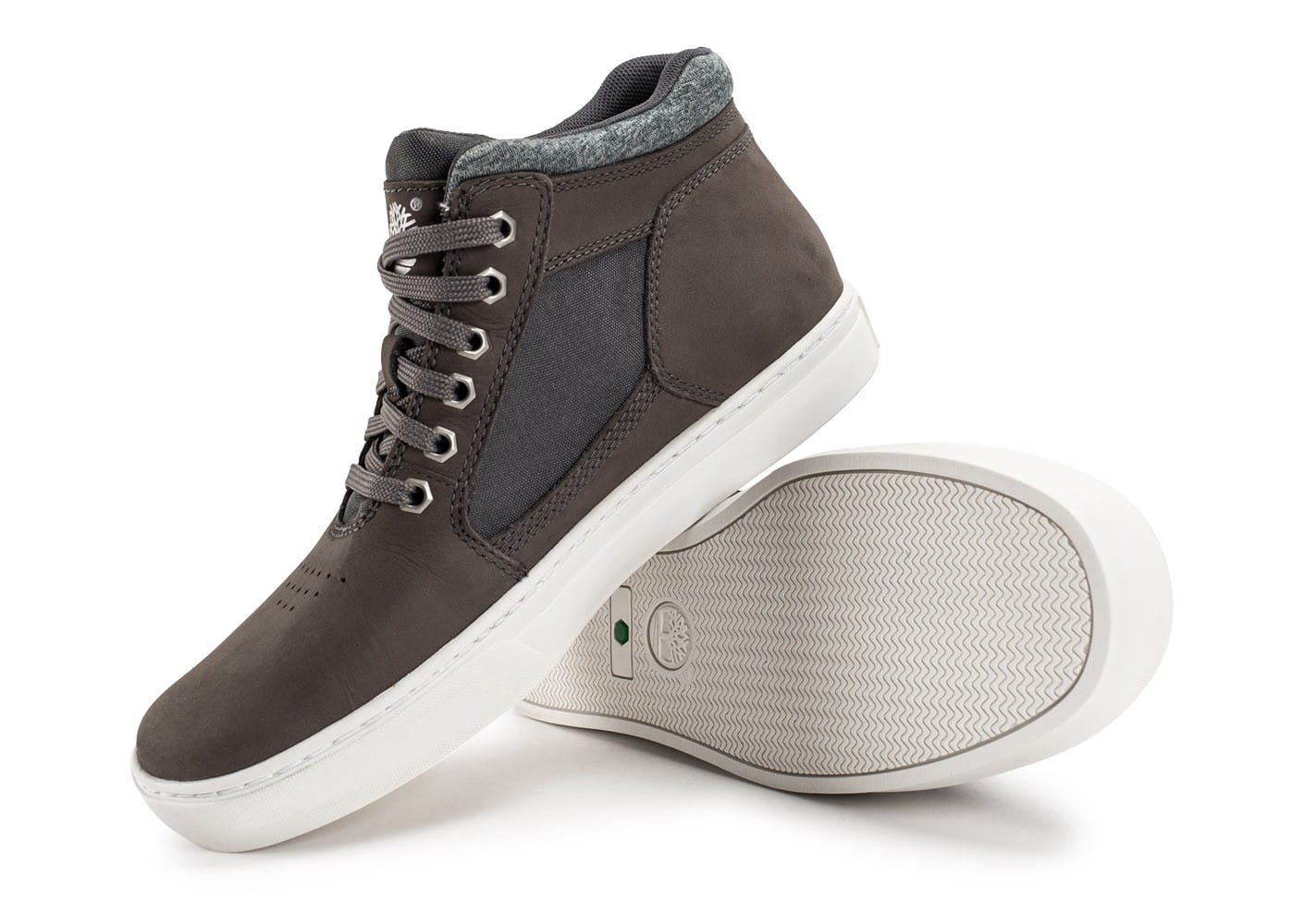 timberland cupsole merge 2 0 grise chaussures homme chausport. Black Bedroom Furniture Sets. Home Design Ideas