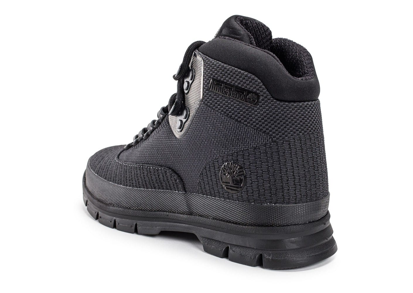 Chaussures Timberland Euro Hiker noire vue arrière