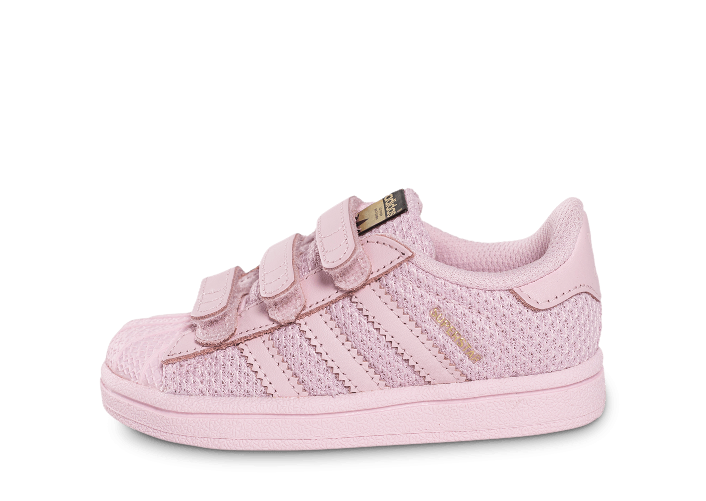 d5820444bc0d6 superstar enfant rose pale