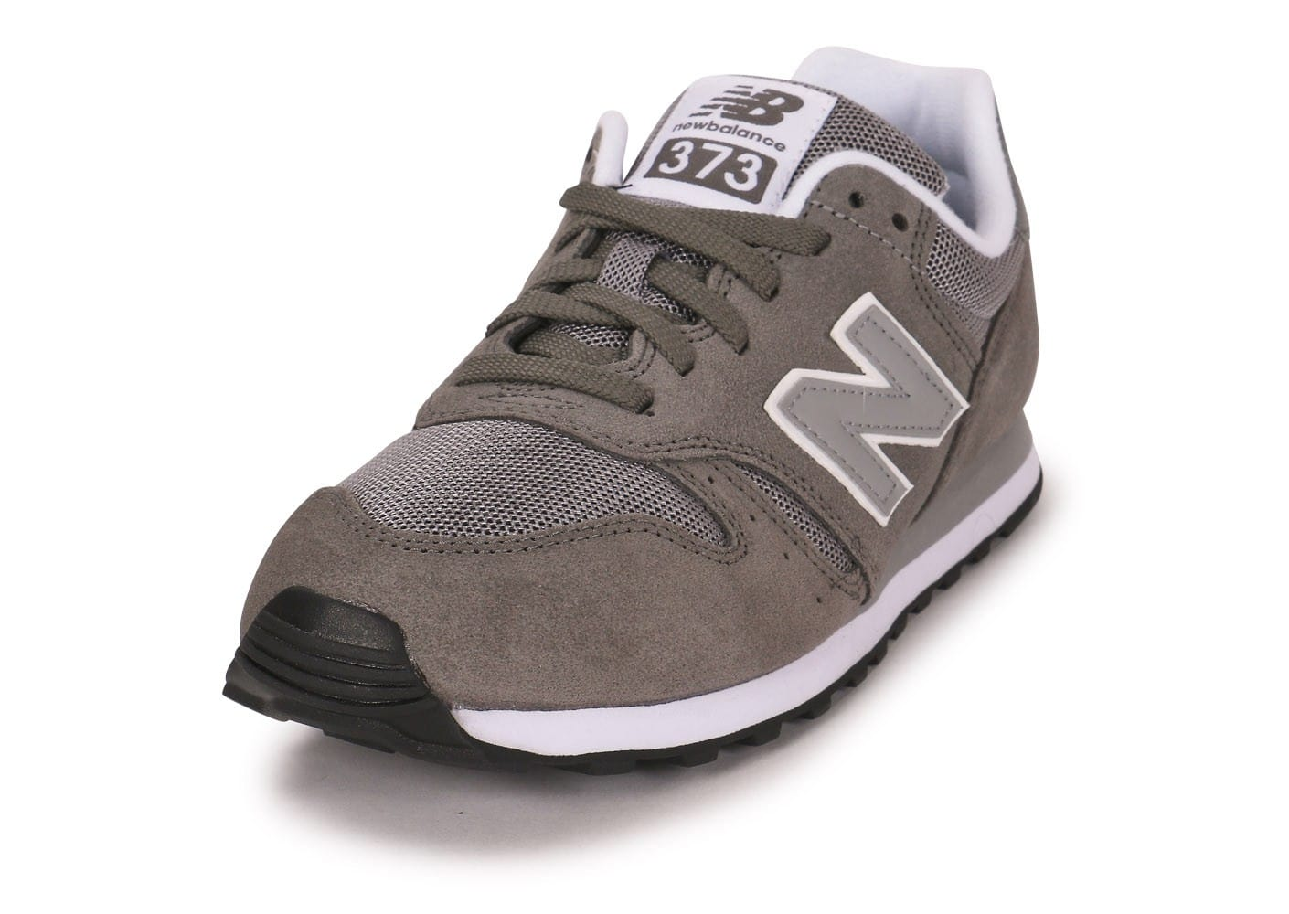 new balance ml373 grise chaussures baskets homme chausport. Black Bedroom Furniture Sets. Home Design Ideas