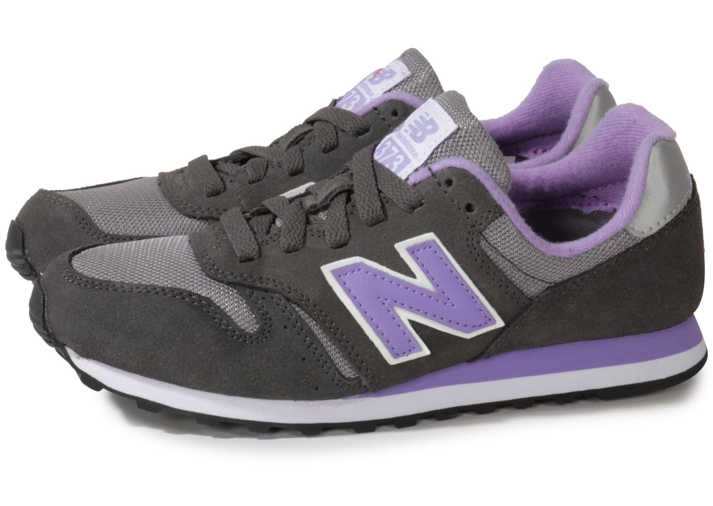 new balance w373 grise chaussures chaussures chausport. Black Bedroom Furniture Sets. Home Design Ideas