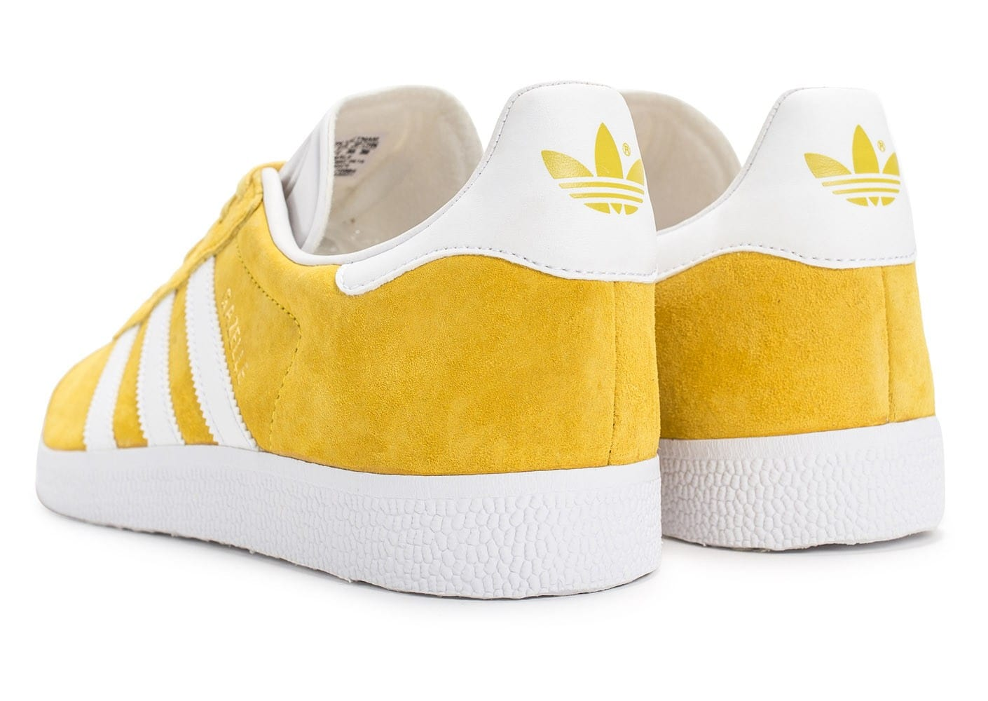 gazelle jaune moutarde