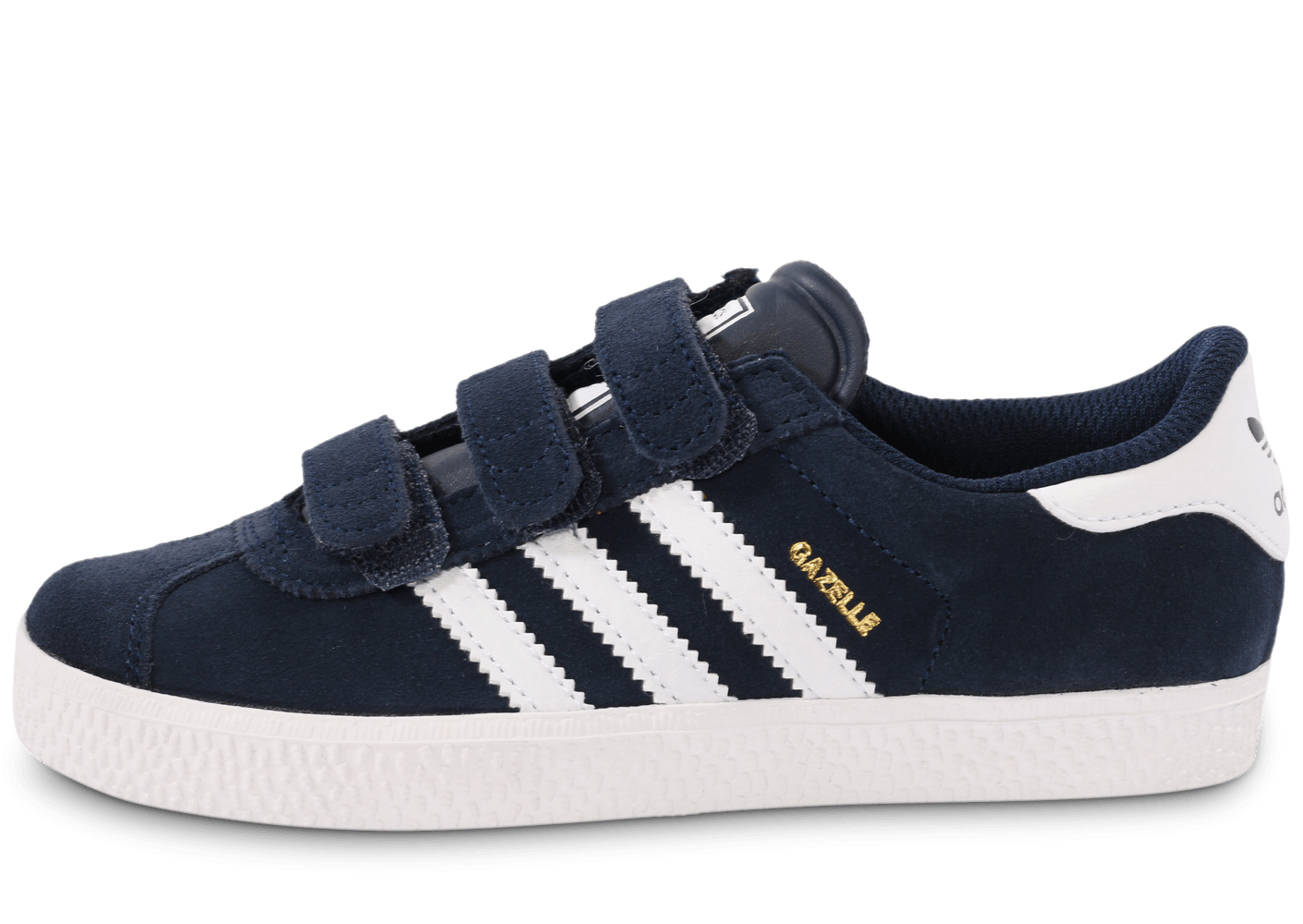 adidas gazelle 2 cf bleu marine enfant chaussures adidas chausport. Black Bedroom Furniture Sets. Home Design Ideas