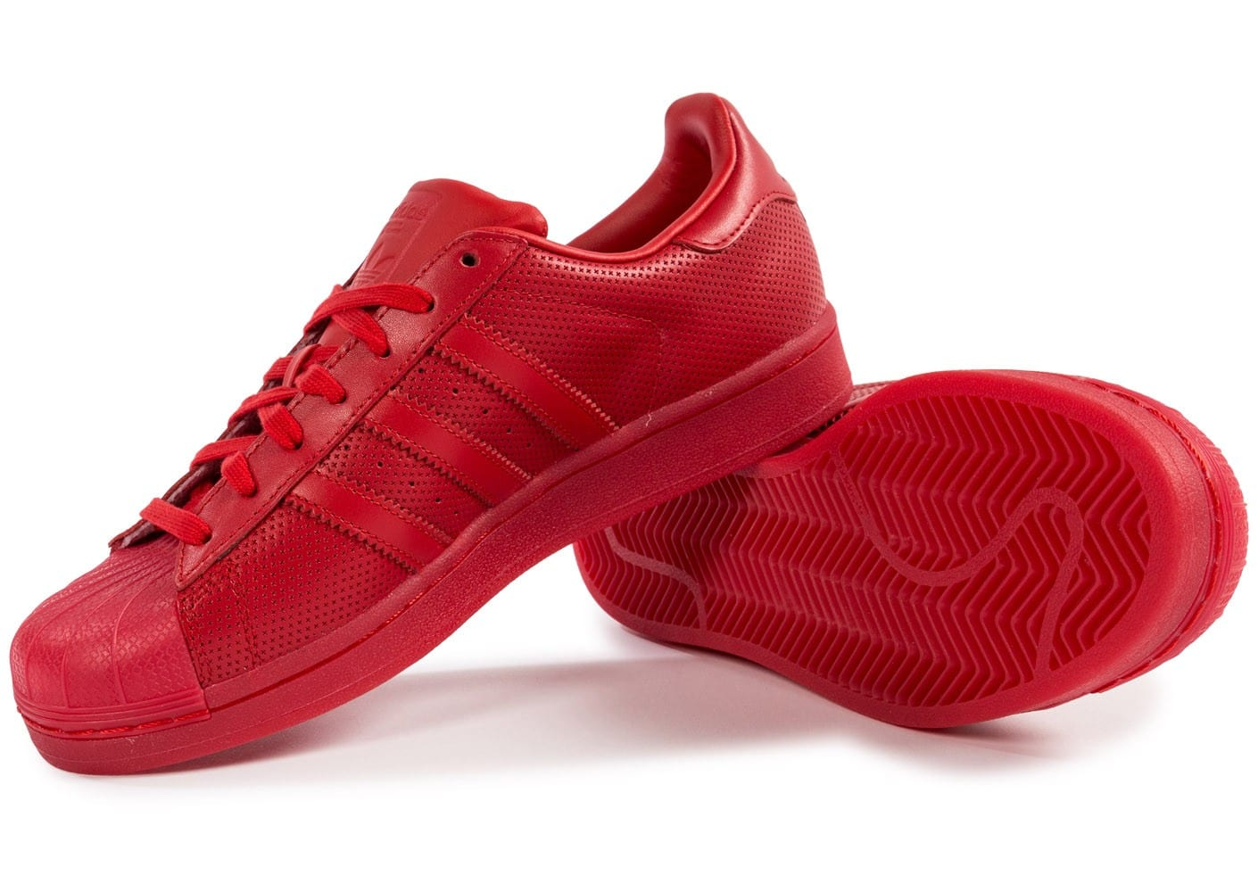 adidas adicolor rouge or chaussures. Black Bedroom Furniture Sets. Home Design Ideas