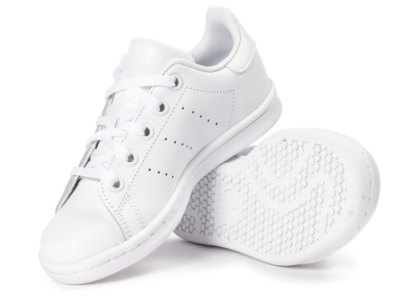 stan smith juste blanche