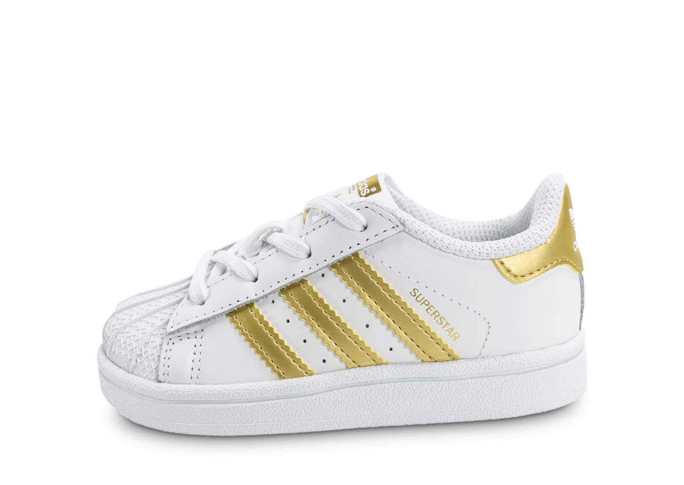 chaussures adidas dore