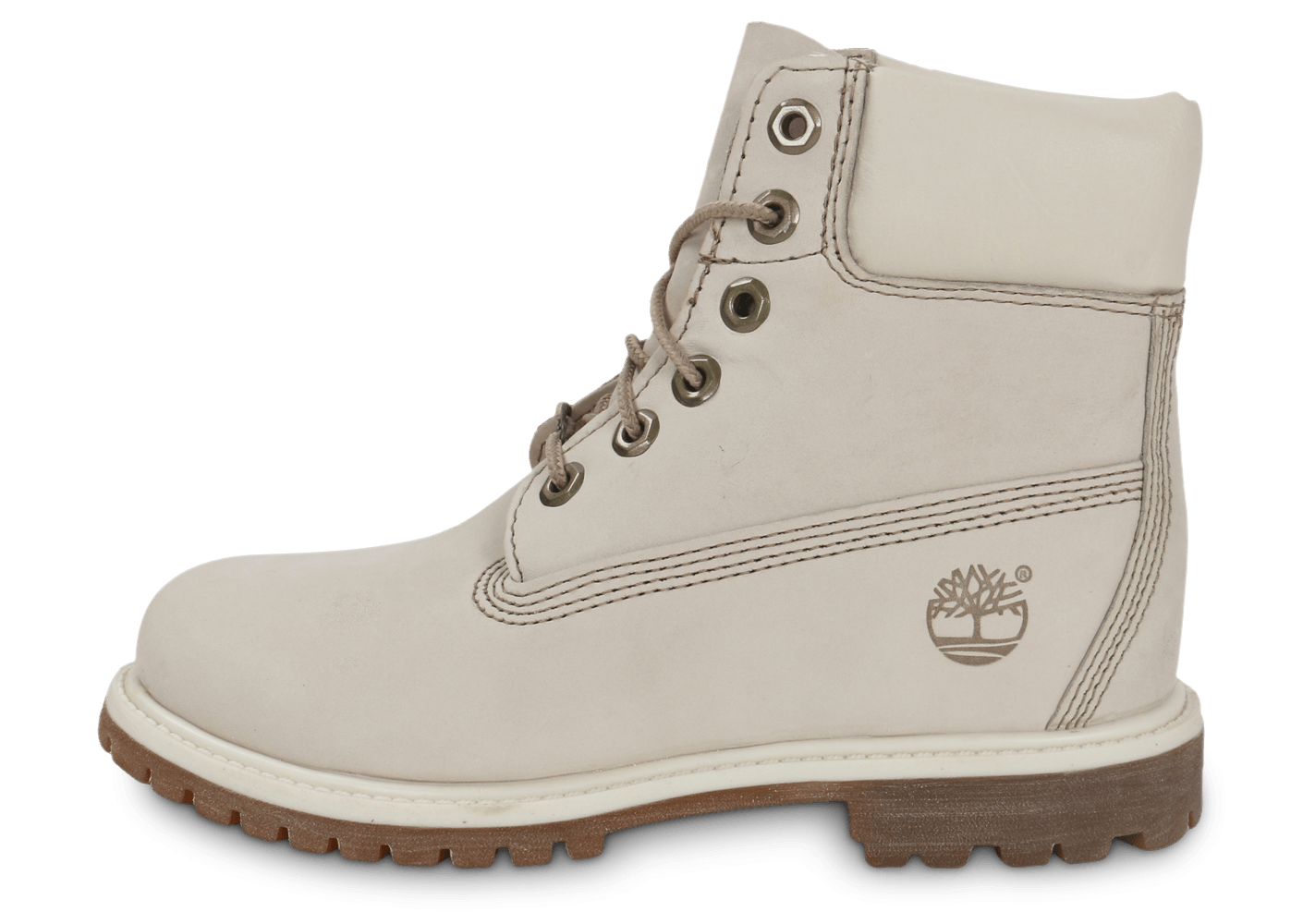timberland 6 inch premium boots off white chaussures. Black Bedroom Furniture Sets. Home Design Ideas