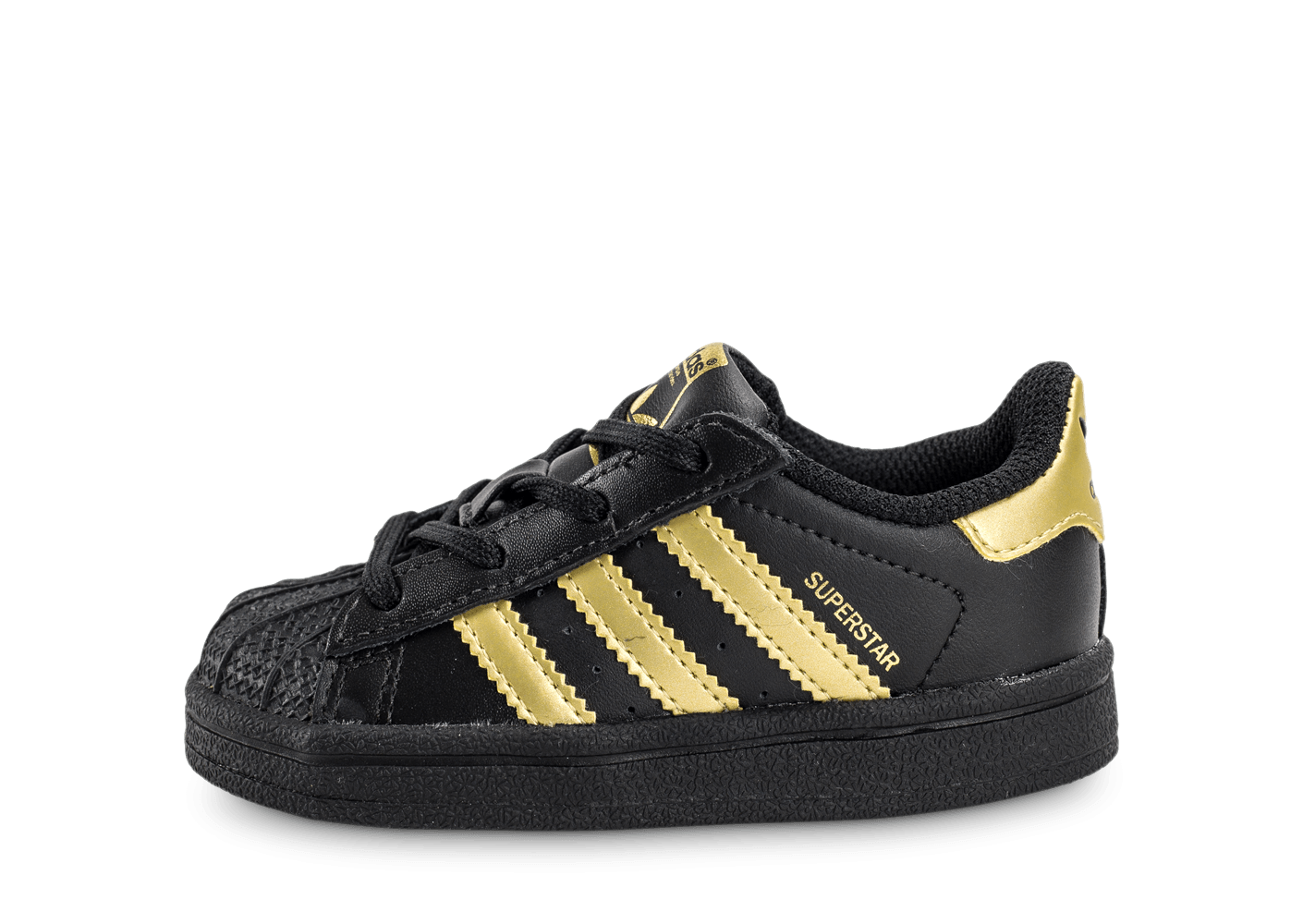 adidas superstars noir et or