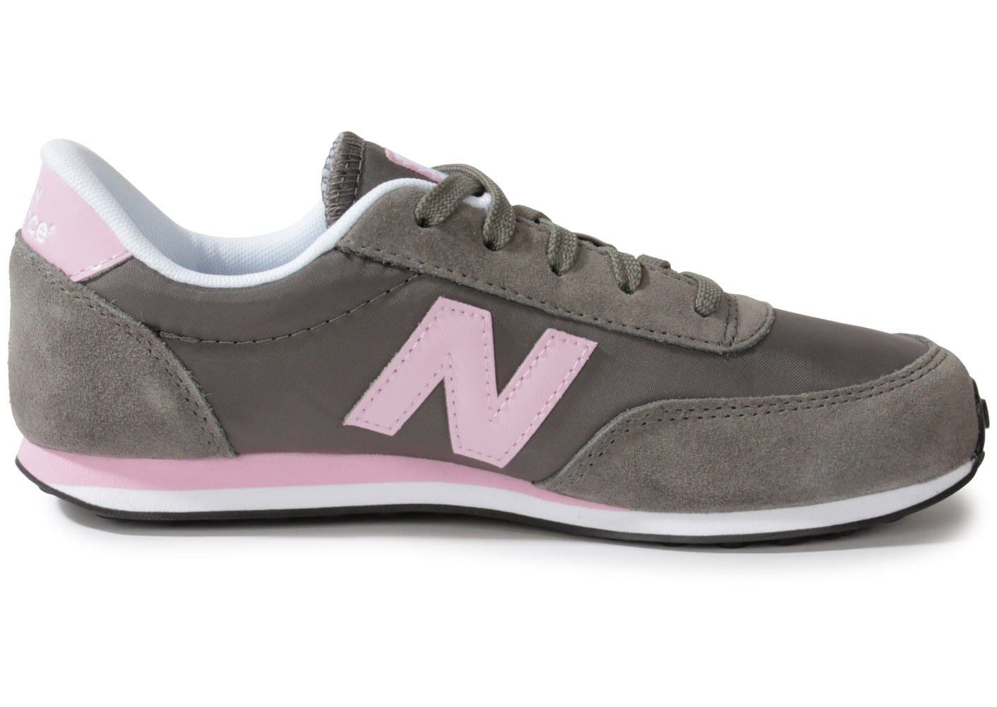 new balance kl410 gris et rose