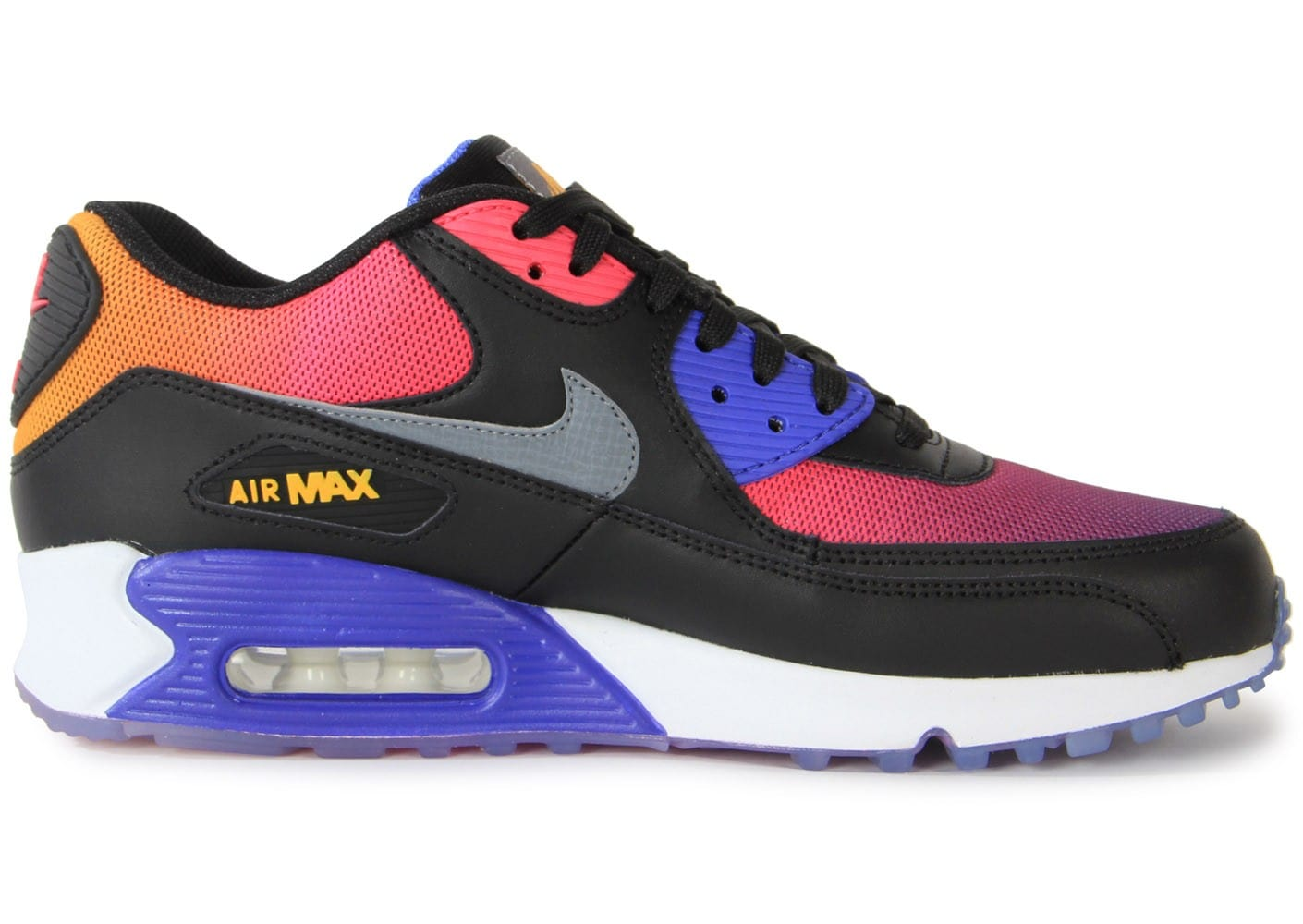 ... Chaussures Nike Air Max 90 Sd Sunset vue dessous ...