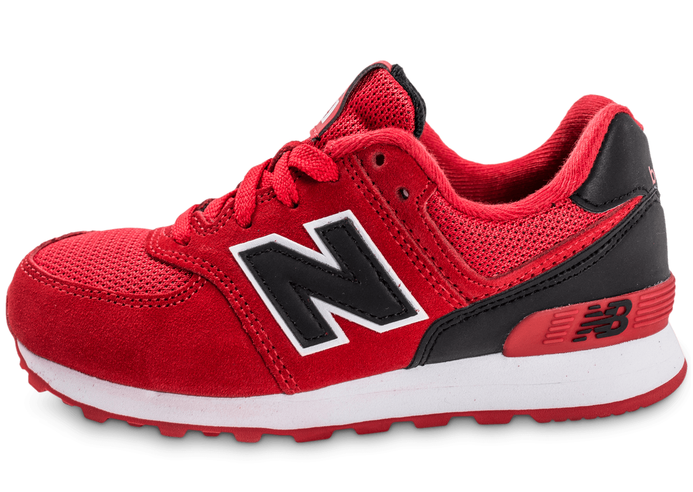new balance kl574cxp enfant rouge chaussures enfant chausport. Black Bedroom Furniture Sets. Home Design Ideas