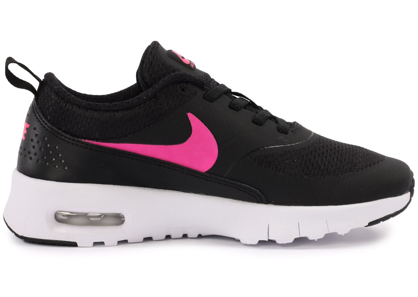 air max thea rose et noir. Black Bedroom Furniture Sets. Home Design Ideas