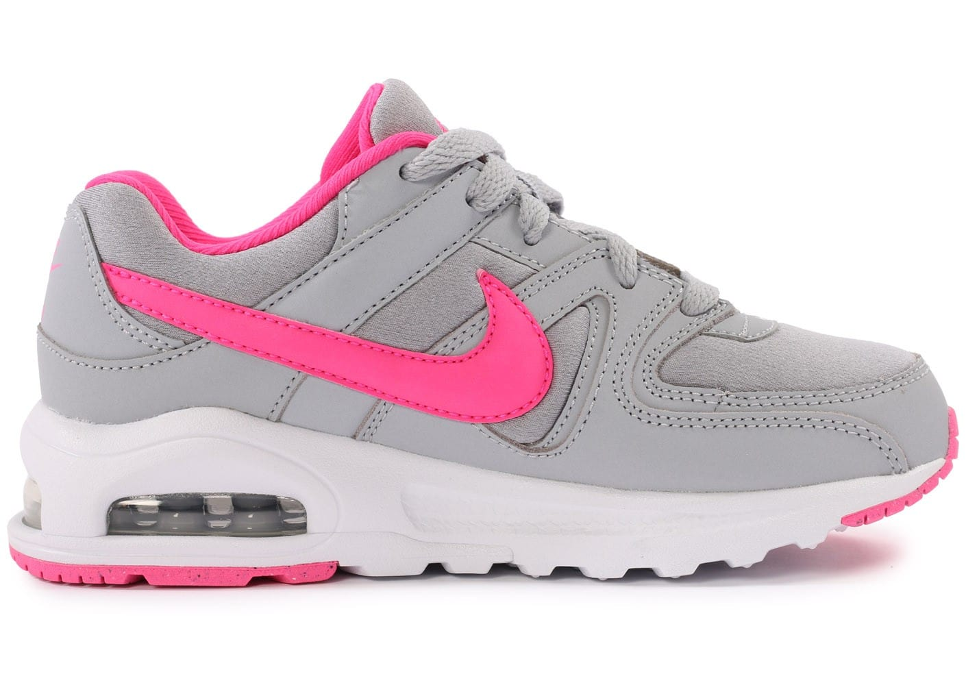 air max enfants gris rose