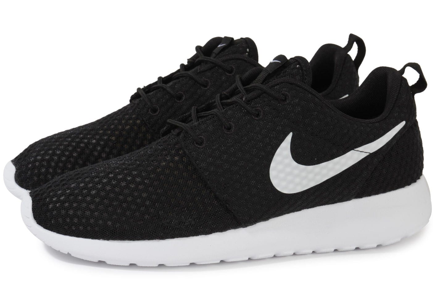 nike roshe run breeze noire chaussures homme chausport. Black Bedroom Furniture Sets. Home Design Ideas