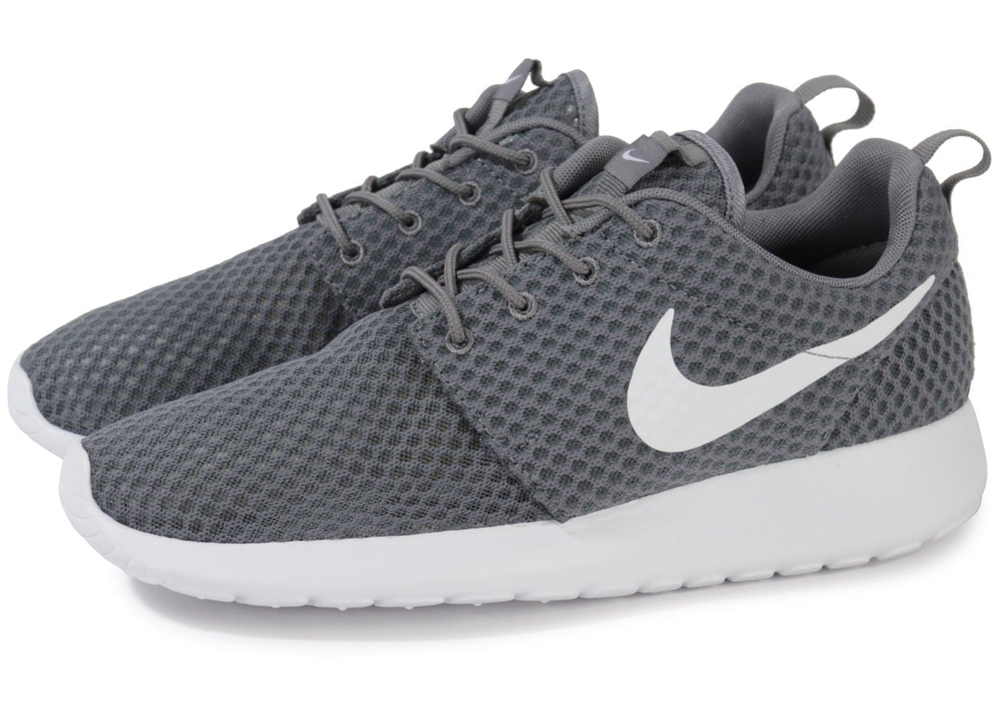 nike roshe run breeze cool grey chaussures homme chausport. Black Bedroom Furniture Sets. Home Design Ideas
