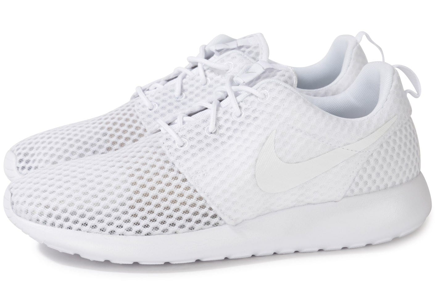 nike roshe run breeze blanche chaussures homme chausport. Black Bedroom Furniture Sets. Home Design Ideas