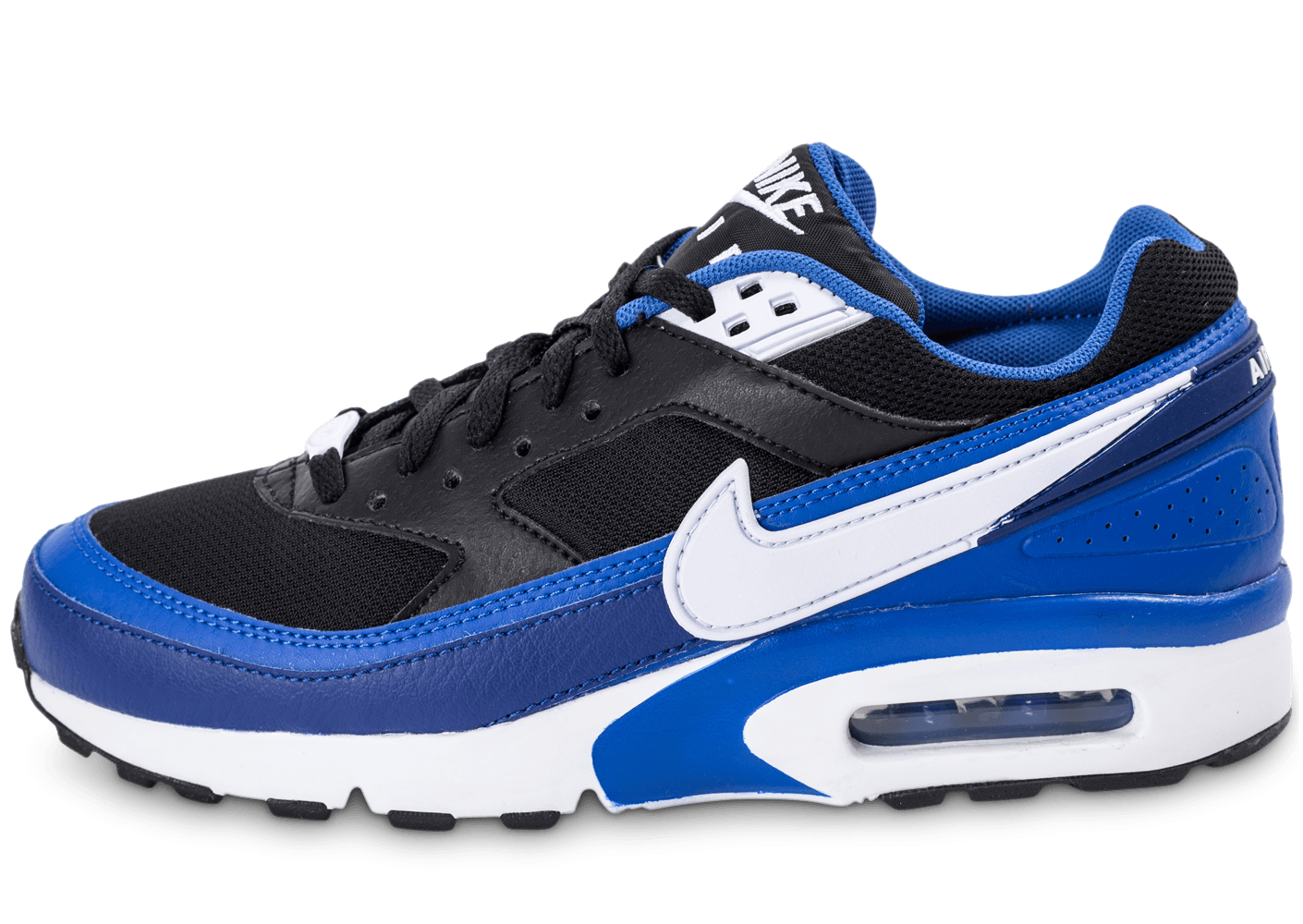 nike air max bw junior bleue chaussures chaussures chausport. Black Bedroom Furniture Sets. Home Design Ideas