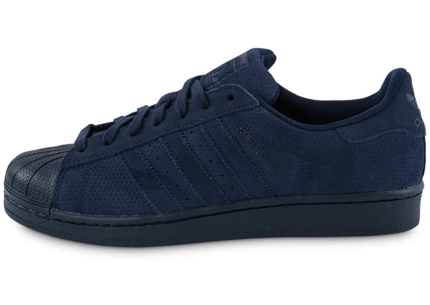 adidas superstar bleu daim. Black Bedroom Furniture Sets. Home Design Ideas