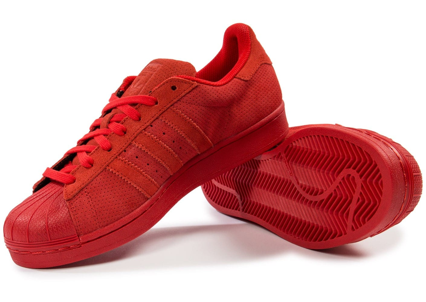 Chaussure adidas Rouge Stan Rouge Cuir Smith S75109 Adidas jLqSzVGMpU