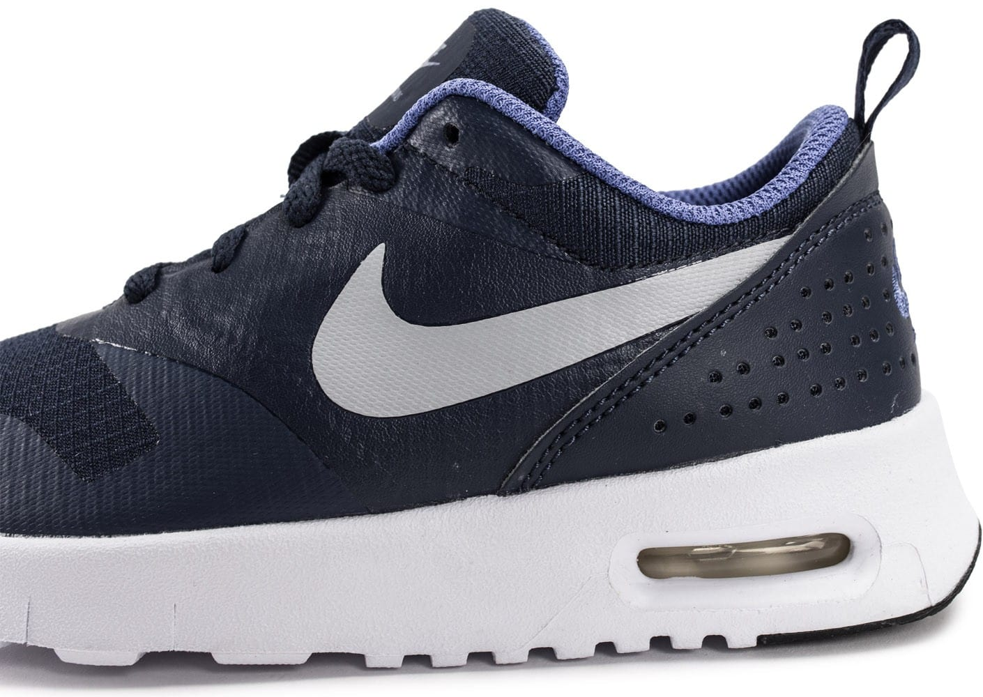 nike air max tavas enfant bleue chaussures enfant chausport. Black Bedroom Furniture Sets. Home Design Ideas