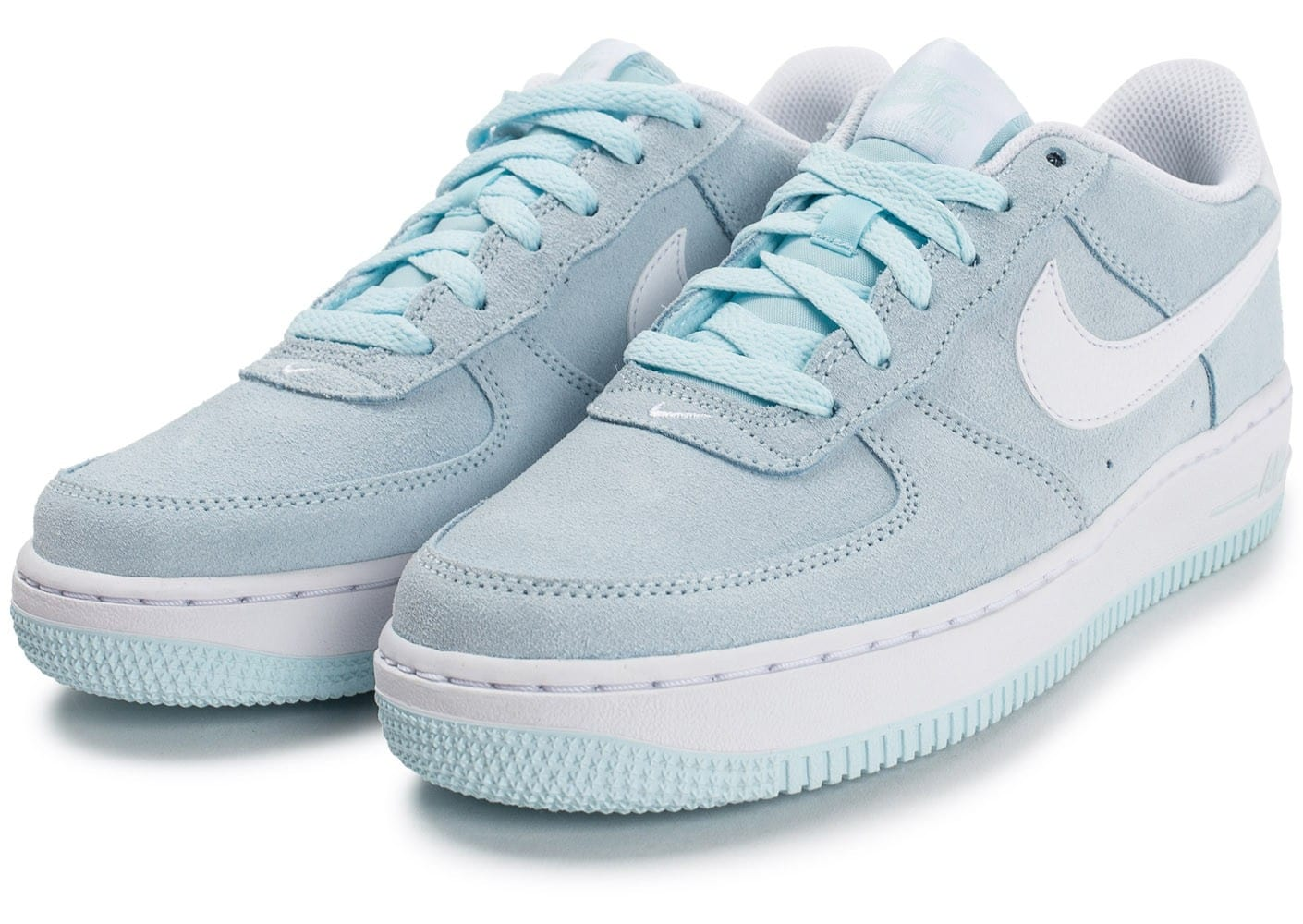 nike air force 1 femme bleu turquoise