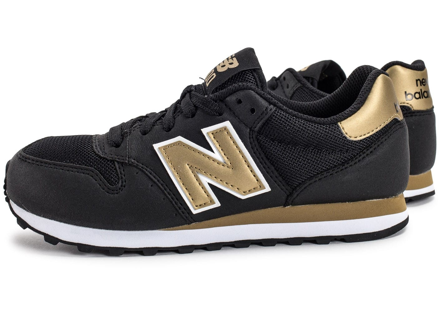 new balance noir et or wl410