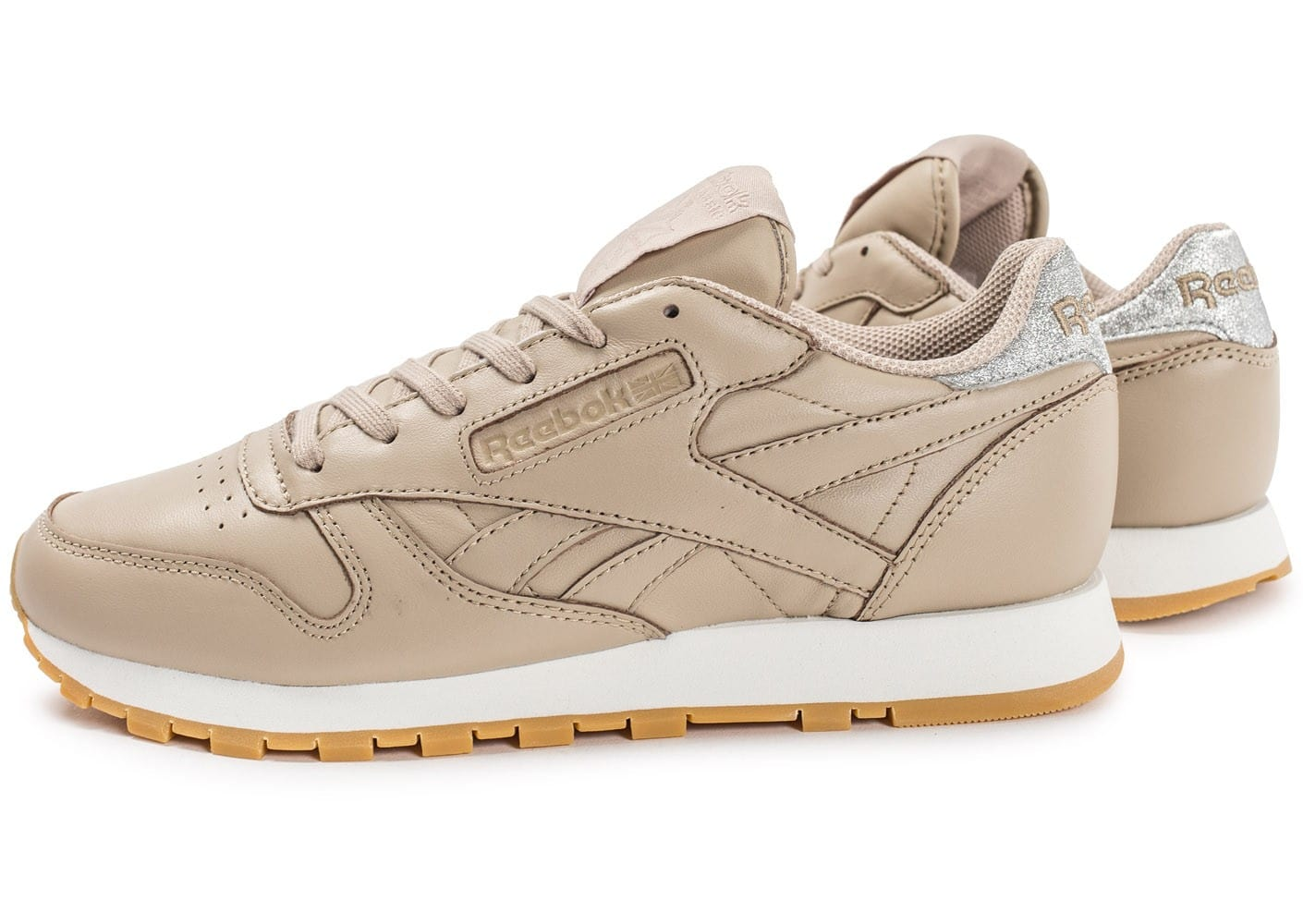 Classic Beige Leather Leather Beige Leather Reebok Reebok Classic Classic Reebok Beige jLqGSMzpVU